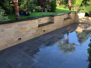 Sunnbank Sandstone & Granite Eclipse Walling 8
