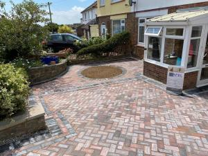 Warren Way Standard Paving 1